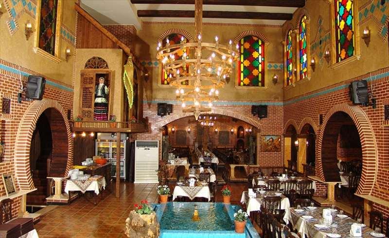 راه اندازی رستوران سنتی