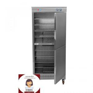 گرمکن غذا 200نفره گازی ترموستات مکانیکی