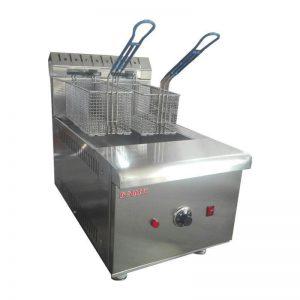 دستگاه سرخکن صنعتی مدل رومیزی